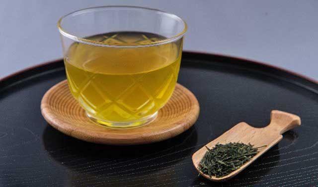 スーパー緑茶