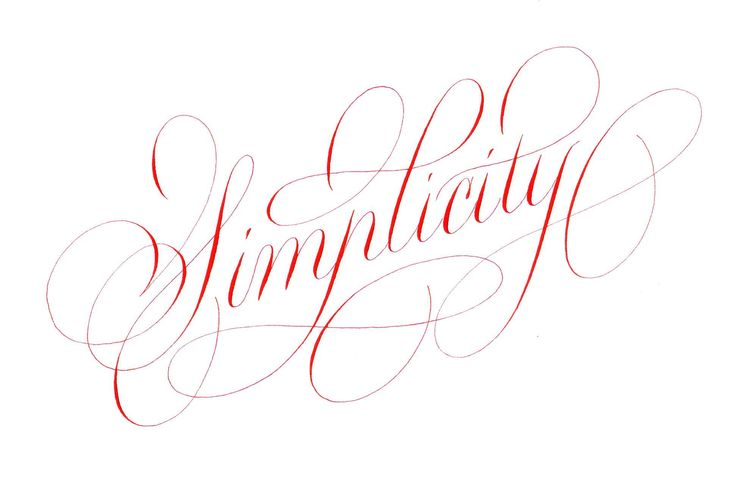 by Rachel Yallop Calligraphy & Lettering