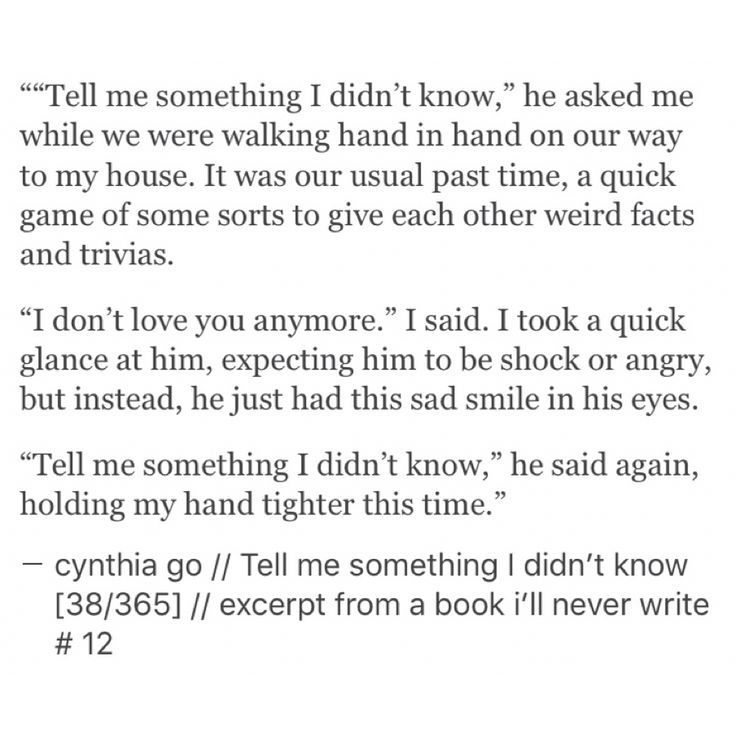 Quick Love Quotes Custom Excerpt From A Book I'll Never Write  Cynthia Go Quotes Words