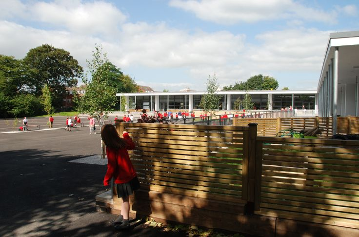 RIBA WM award-winning St Georges C of E Primary School, Worcestershire