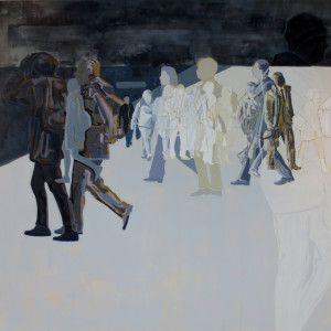 """Platform 3"" by Lisa Chandler"