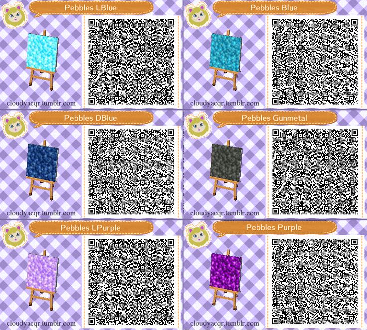 324 Best Images About Animal Crossing New Leaf Qr Codes On