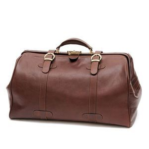 John Shooter, Sac de voyage marron 20