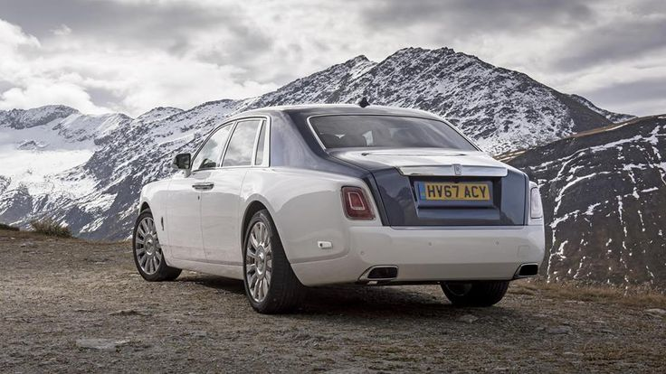 Rolls-Royce Motor Cars Brussels  · For the few who inspire greatness, only the purest expression of Rolls-Royce will do. #GinionGroup - 2017 Rolls-Royce Phantom