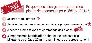 Une assiette formidable! - Programme du OFF 2014 - Avignon Festival & Compagnies