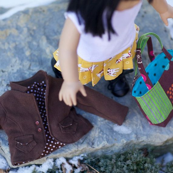 92 Best American Girl Doll Fall Winter Outfits Images On