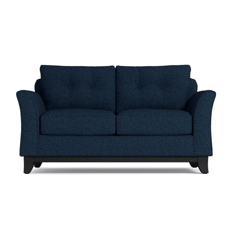 Marco Apartment Size Sofa CHOICE OF FABRICS – Apt2B