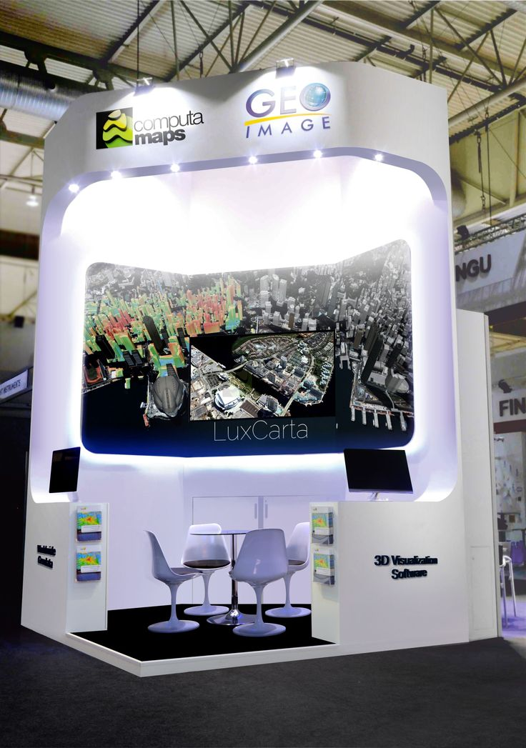 STAND MOBILE WORLD CONGRESS 2015 Exhibition Booth DesignExhibition