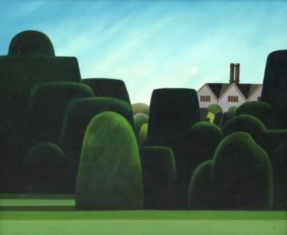 Packwood House. - Warwickshire