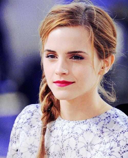 Emma watson❤️ she is a fantastic actresses