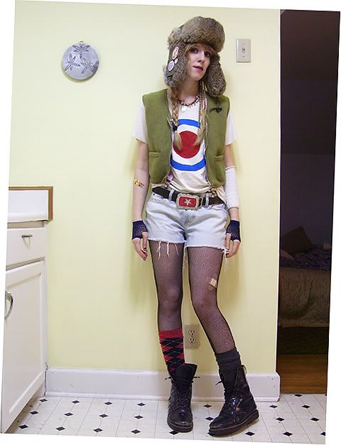 tank girl costume | Tumblr | Cosplay | Pinterest