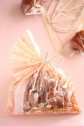 「雛祭りのラッピング」お菓子教室SweetRibbonが提案する簡単かわいいお菓子ラッピング | お菓子・パンのレシピや作り方【corecle*コレクル】