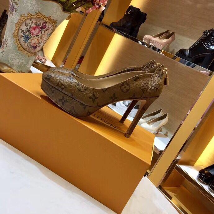 Heels, Louis vuitton high heels, Lv heels