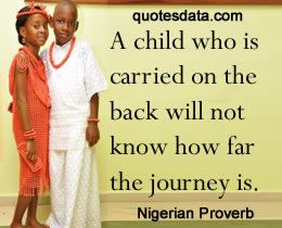 Popular African Proverbs