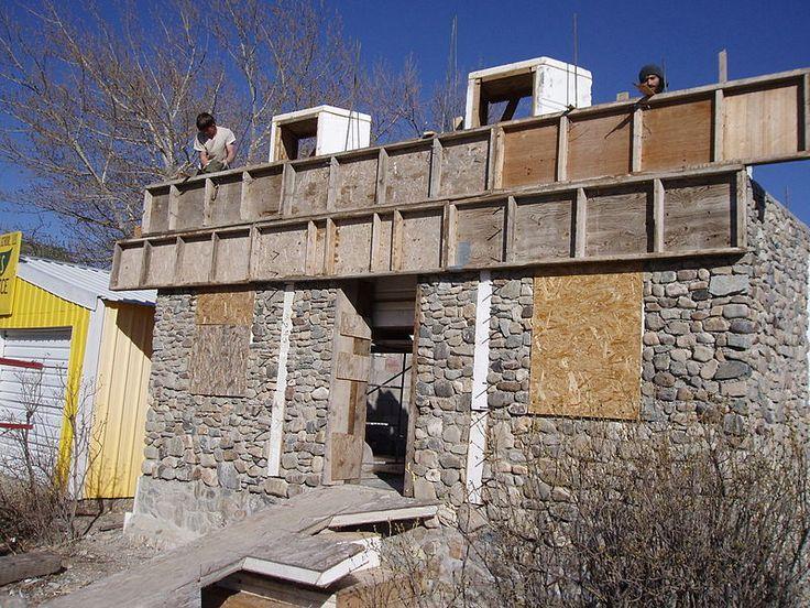 slipform wall construction | Slipform Stone Masonry (click to enlarge)