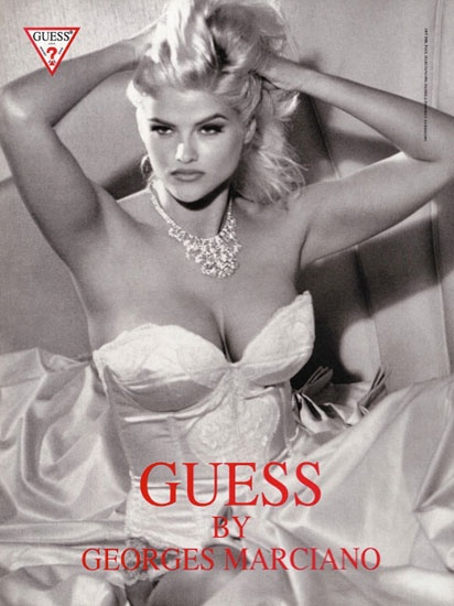 Anna Nicole Smith will always be beautiful