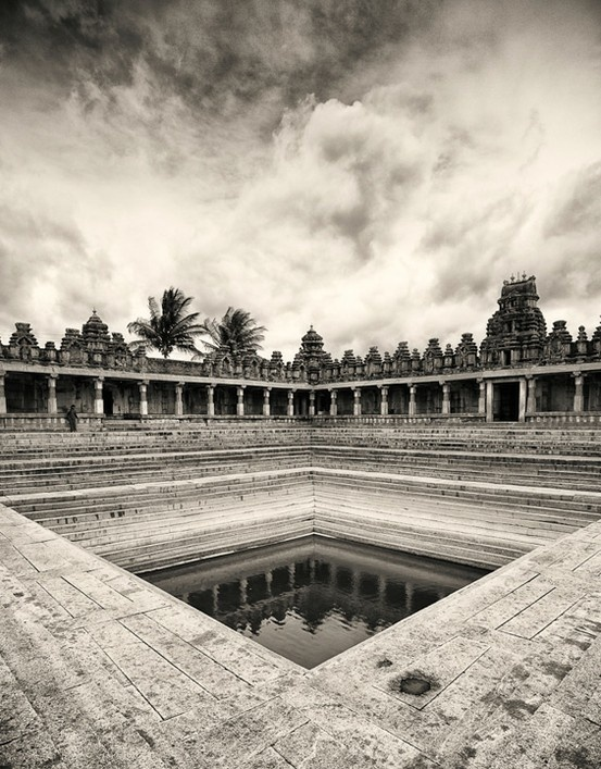 Ancient Indian temples are almost always a masterpiece of architecture - Bhoganandeeshwara temple, Bangalore ~ Image Courtesy: Pratap J ~