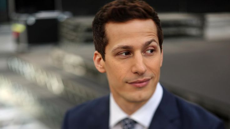 Celebrity portraits by The Times   Andy Samberg