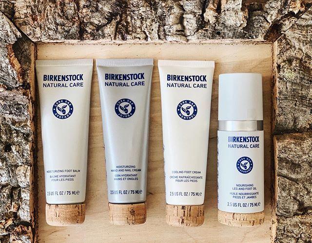 New Birkenstock Natural Skincare The Range Is 100 Vegan Cruelty Free Made From Ingredients Extra Birkenstock Online Shopping Australia Shoe Stores Online