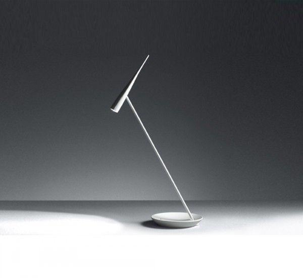 Egle Table Lamp White