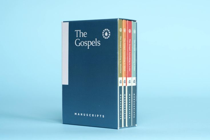 Manuscripts: The Gospels | The Book Design Blog