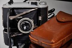 My Grandfathers Old Camera