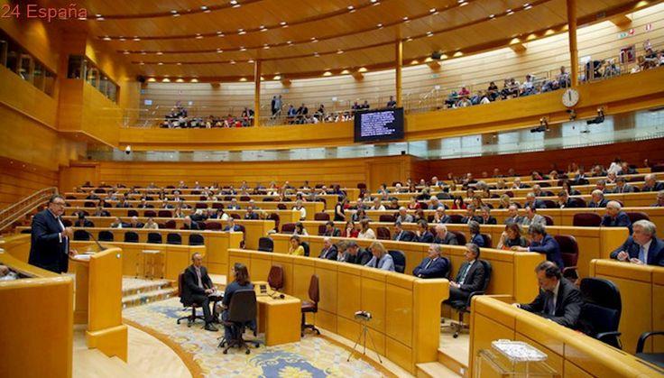 La autorización del Senado para aplicar el 155 se publicará hoy en el BOE, antes del Consejo de Ministros