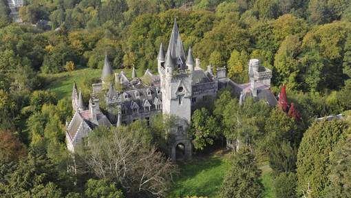 Le château de Noisy vit ses derniers jours - 7SUR7.be