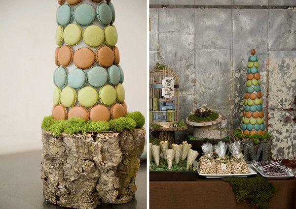 Macaron Turm