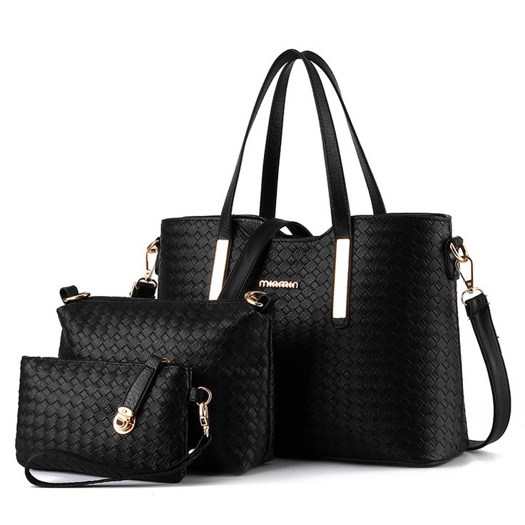 Find More Shoulder Bags Information about 2016 Women Knitting Handbags Sac A main Shoulder Bags Brand Crossbody Tote Handbags+Messenger Bag+Purse Bag 3 Sets Branded Sac,High Quality handbag usb,China handbag inner bag Suppliers, Cheap handbag from Fashion &Elegant Bags Co.,Ltd on Aliexpress.com
