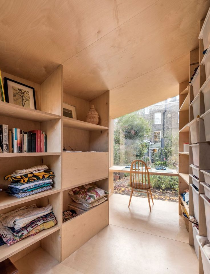 Sunken Bath Project named London's best new house extension