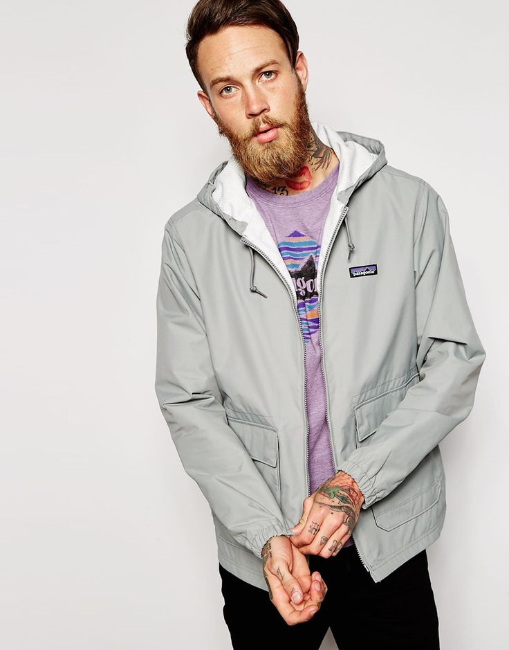 Image 1 of Patagonia Parka with Hood Regular Fit