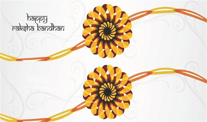 Happy Raksha Bandhan Rakhi Wallpaper