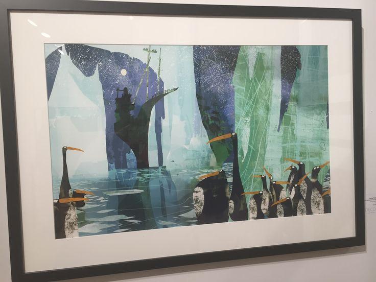 Inexpensive Art for Children's Rooms:  Daniel Egneus at Decorazon.