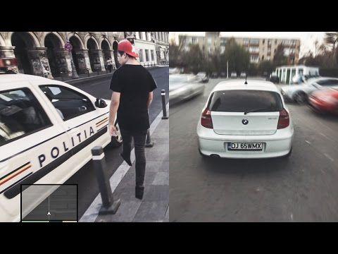 GTA 5 în viața reală  YouTube