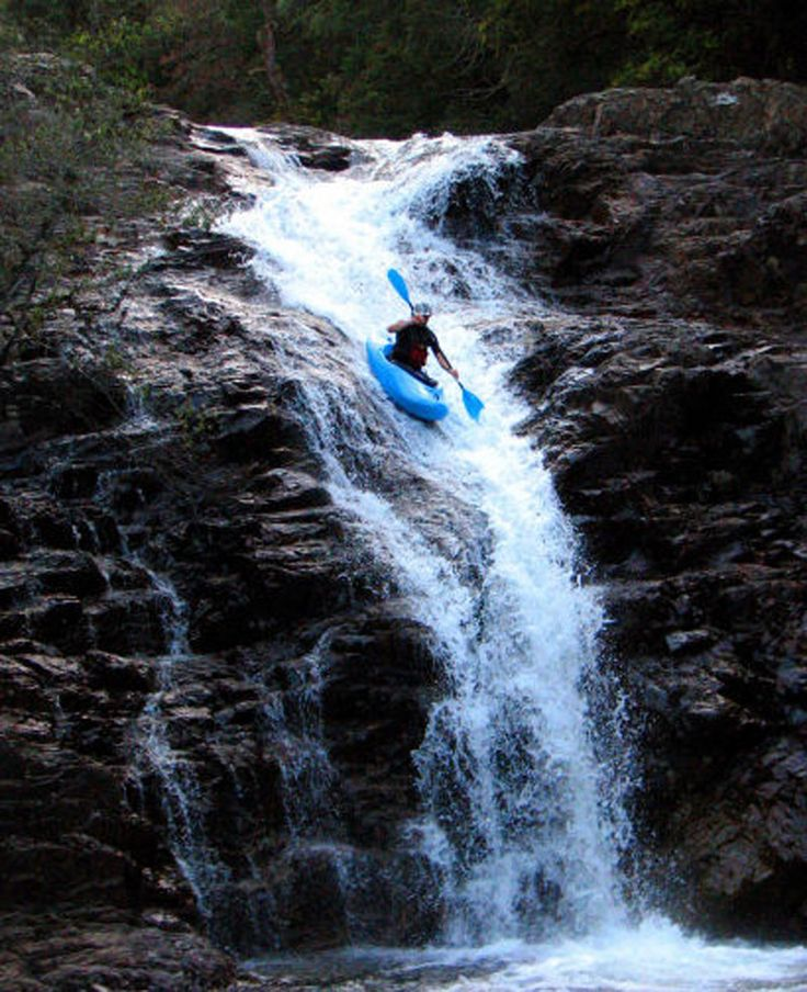 Tasmania For Everyone: waterfalls - north west Tasmania