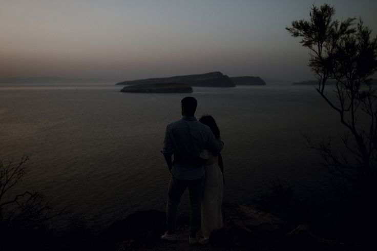 Engagement | Santorini island, Greece