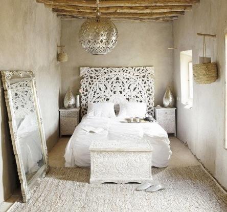 Habitación inspiración árabe