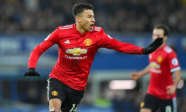 Everton 0 2 Manchester United Player Ratings Lingard And Pogba Shine Manchester United Players Manchester United Manchester