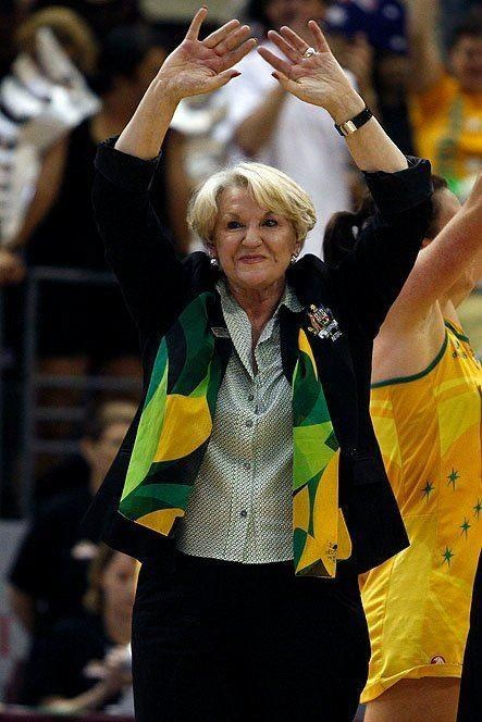 Congratulations to former Diamonds coach Norma Plummer who was awarded an Order of Australia Medal on Saturday for her services to netball.