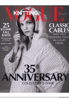 Vogue Knitting Fall 2017 - 轻描淡写 - 轻描淡写