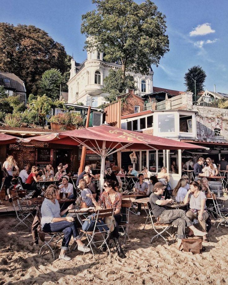 ▷Draußen sitzen in Hamburg: Wo es bei Sonne am schönsten ist