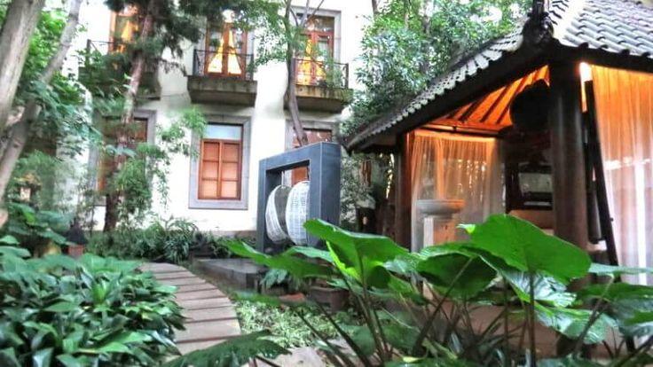 Balinese Spa Gardens Fairlawns Boutique Hotel