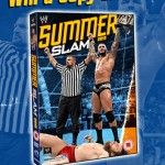 Win WWE SUMMERSLAM 2013 on DVD In Our Competition
