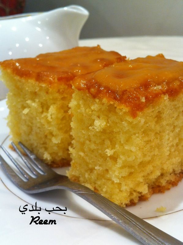 كيك البرتقال بالصور Diy Food Recipes Cake Recipes Food