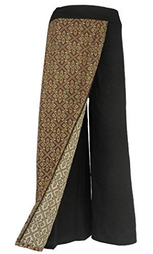 Bonya Women's Boho Cotton Casual Palazzo Pants - Black1) Bonya Collections http://www.amazon.com/dp/B015M1LTLA/ref=cm_sw_r_pi_dp_J-PLwb162GBXC