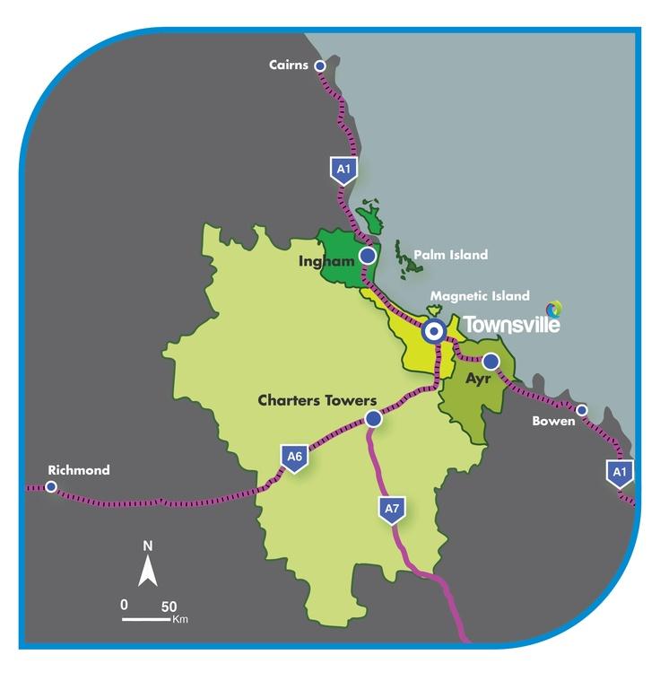 North Queensland Region