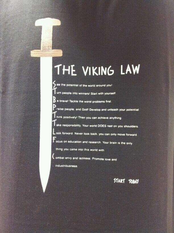 The Viking Law