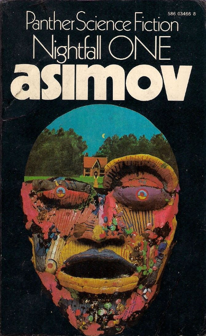 Isaac Asimov - Book covers - MELT