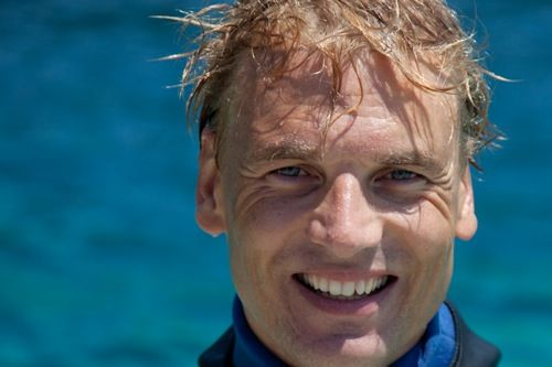 Walter Steyn, Australian competitive freediver; AIDA accredited international competition and world record attempt freediving judge; freediving instructor; has set 33 Australian national freediving records